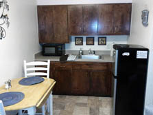 Carriage House Assisted Living of Denton Studio Kitchen